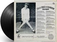 CILLA BLACK Cilla Sings A Rainbow Vinyl Record LP Parlophone 1966